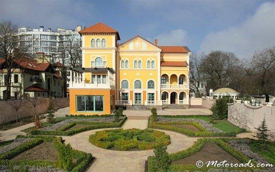 Hotel, City of Odessa