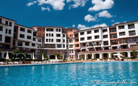 Хотелски комплекс в с. Рогачево