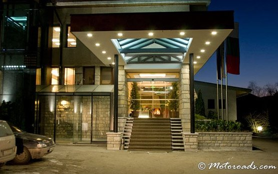 Hotel Entrance, Velingrad