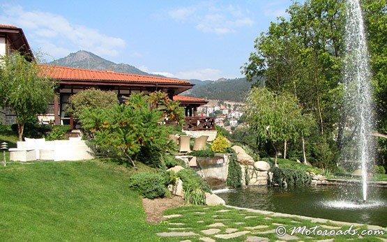 Hotel Garden, Devin