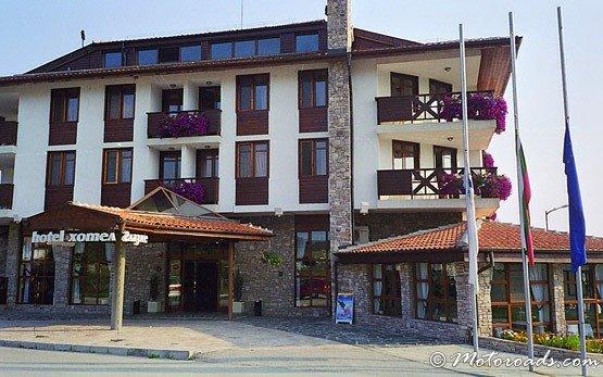 Отель- Банско