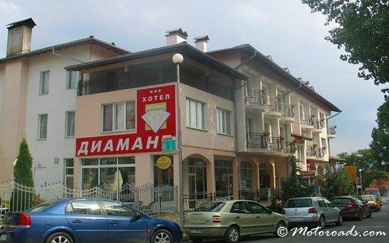 Hotel in Dospat