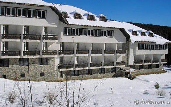 Отель в Семково