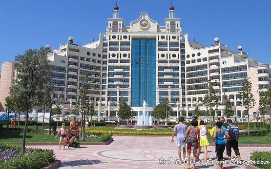 Отель - Солнечный берег