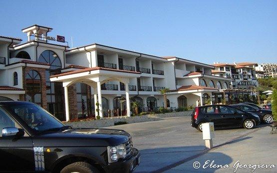 Hotel Palace, St Vlas