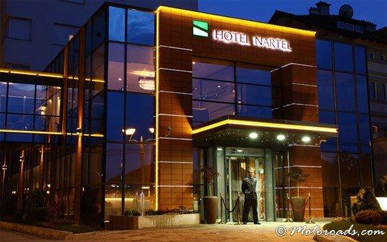 Отель в Прищине