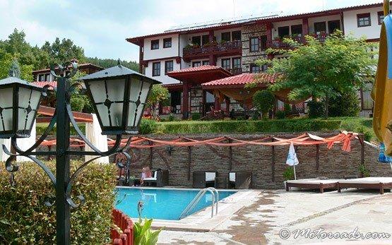 Гостиница в городе Кырджали