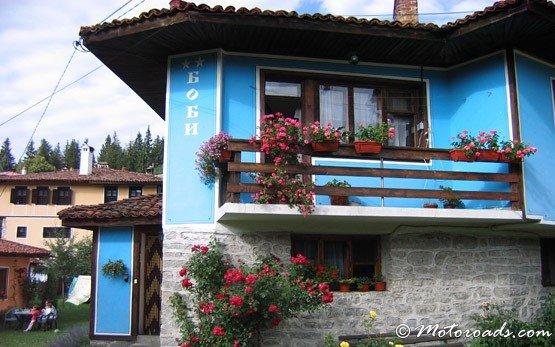 Hotel, Town of Koprivshtitsa