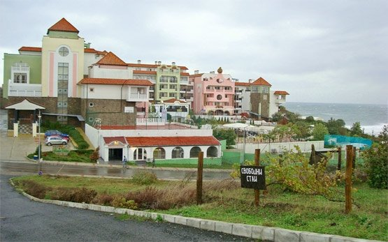 Hotels in Sinemorets