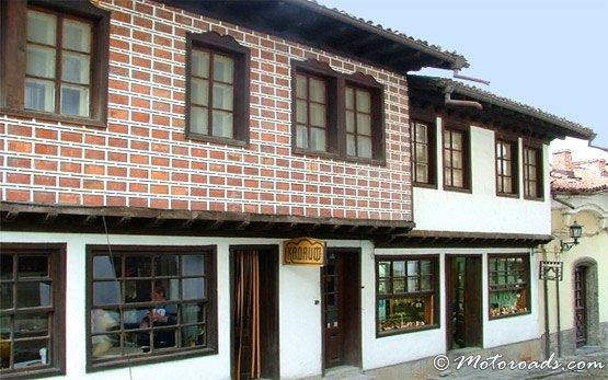 Дом - В. Тырново