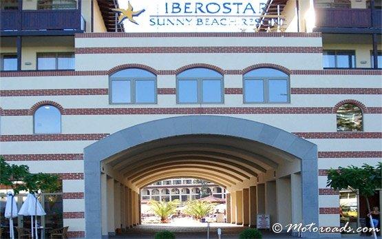 Iberostar Hotel, Sunny Beach