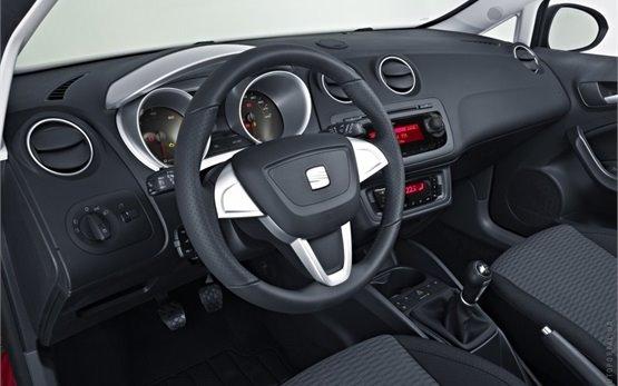 2012 Seat Ibiza 12 ST car hire in Kulata Cheap car rental Bulgaria