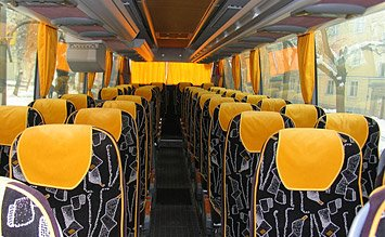 Interior » 2010 Mercedes Travego Touring