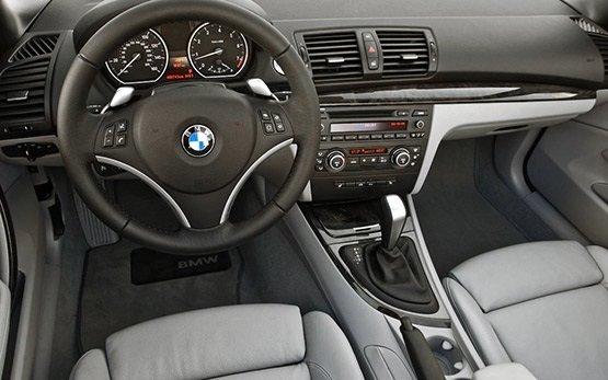 Interior - 2008 BMW 320i Convertible