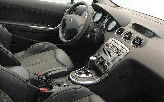 Interior » 2008 Peugeot 307 SW