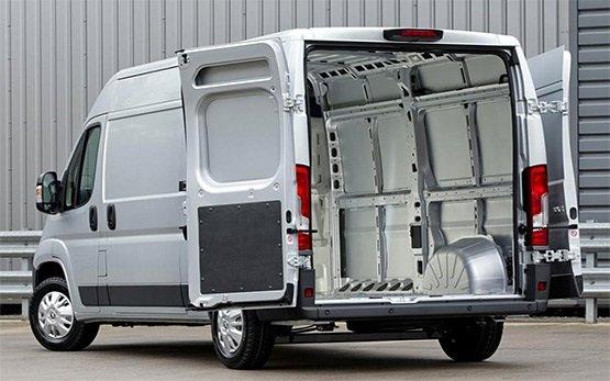 Frachtraum »2016 Peugeot Boxer Cargo