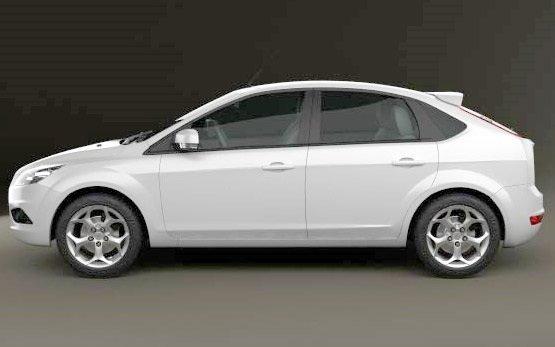 2011 model ford focus hatchback