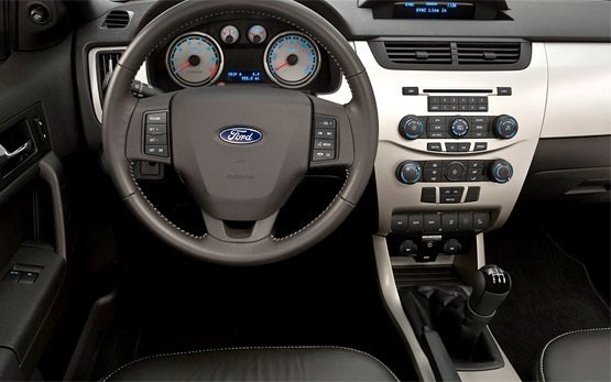Interior » 2009 Ford Focus Station Wagon