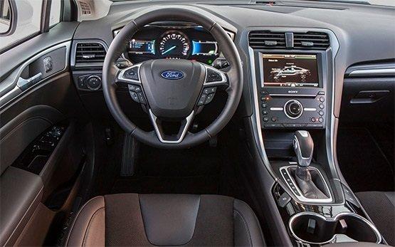 Салон » 2016 Форд Мондео Автомат