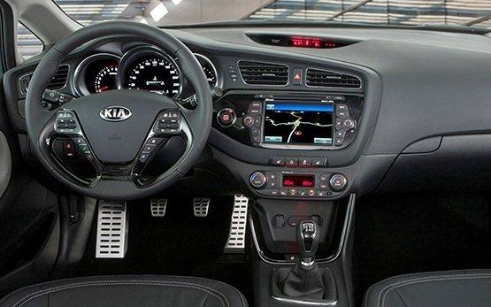 Interior » 2011 Kia Ceed 1.4