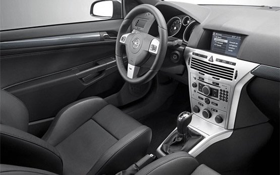 Interior » 2010 Opel Astra SW 1.9D