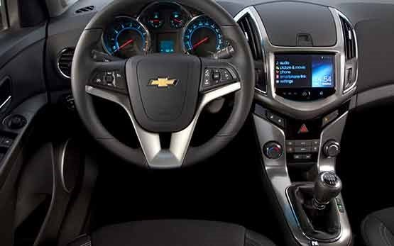 Interior » 2011 Chevrolet Cruze  1.8