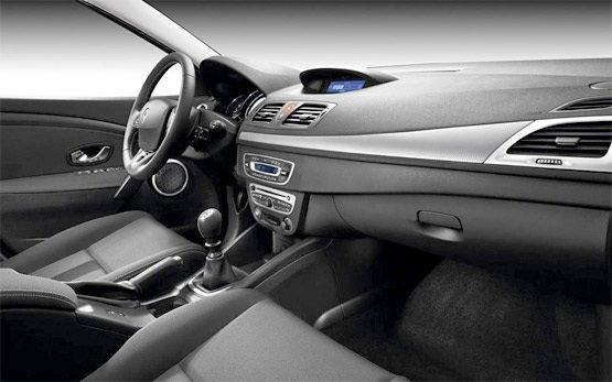 Interior » 2012 Renault Megane