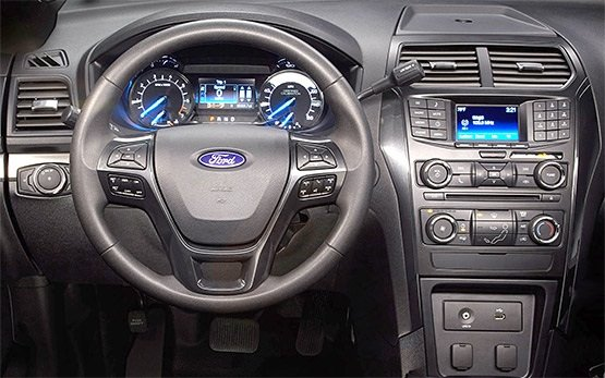 Interior » 2013 Ford Ranger 2.5 D