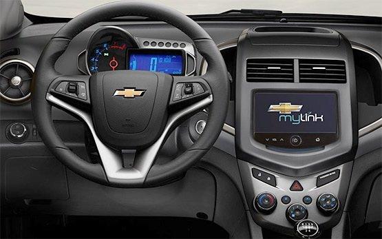 Interior » 2014 Chevrolet AVEO