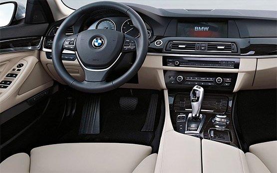 Салон » 2015 БМВ 525 Серии Автомат