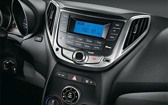 Innenansicht » 2015 Hyundai i10