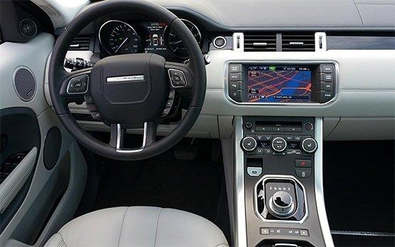 Innenansicht » 2015 Range Rover Evoque