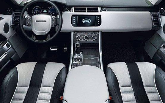 Innenansicht » 2015 Range Rover Sport