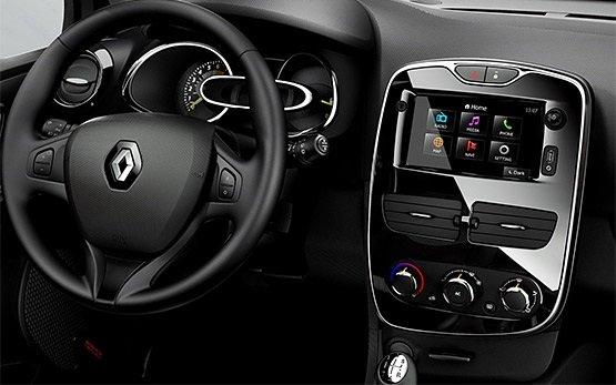 Interior » 2015 Renault Clio1.2