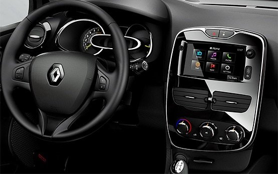 Interior » 2015 Renault Clio 1.2i Hatch