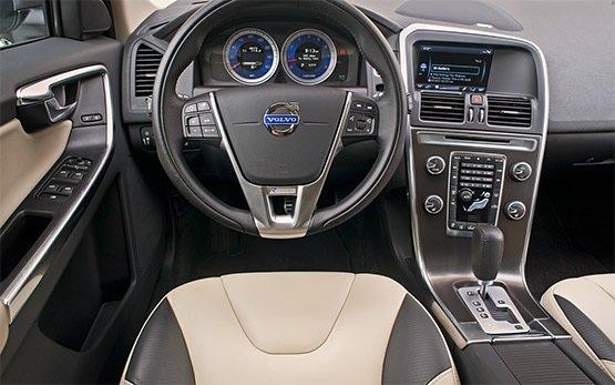 Салон » 2015 Вольво XC60 Автомат