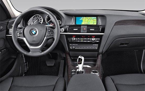 Interior » 2016 BMW X3 AUTO