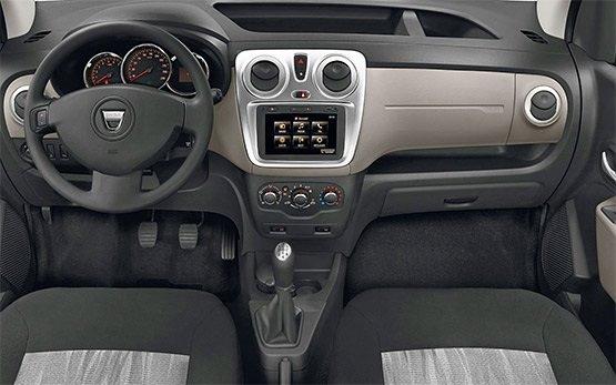 Interior » 2016 Dacia Dokker 1.5 dci