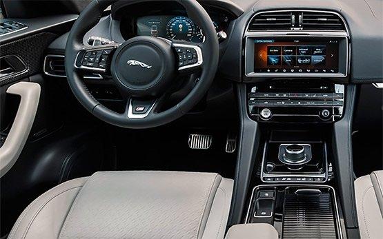 Innenansicht » 2016 Jaguar F-Pace 2.0 D