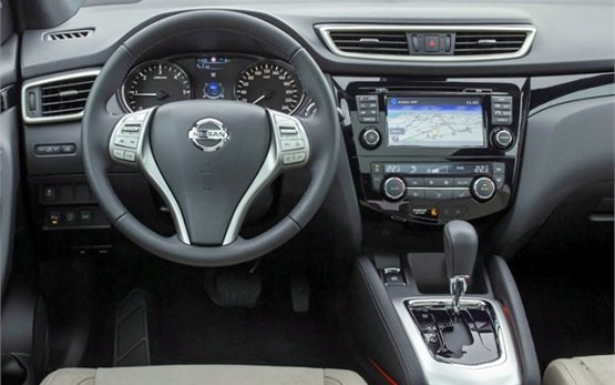 Interior - 2016 Nissan Qashqai 1.2t AUTO