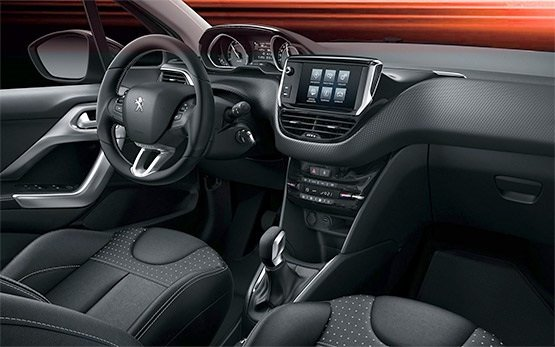 Interior » 2016 Peugeot 208