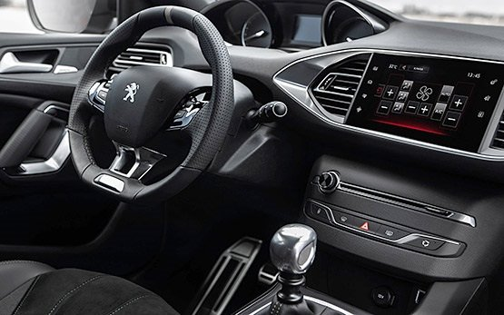 Interior » 2016 Peugeot 308