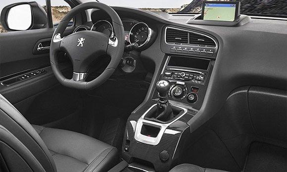 Innenansicht » 2016 Peugeot 5008
