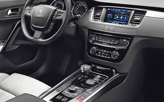 Interior » 2016 Peugeot 508 Automático