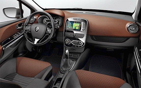 Interior » 2017 Renault Clio Grandtour 1.5 D