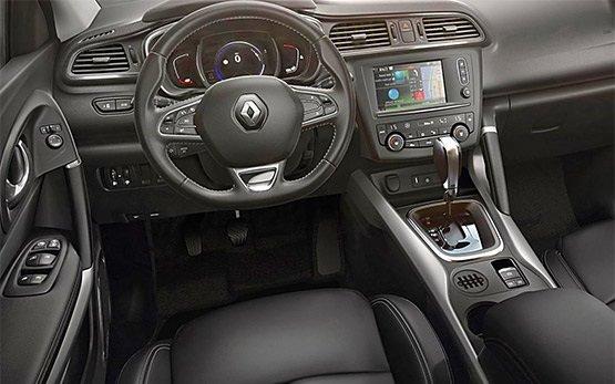 Interior - 2018 Renault Kadjar 1.5 dci AUTO