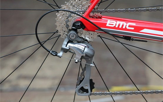 BMC SLR03-105 - hire a cycle in Nice