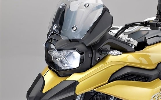 BMW F 750 GS - motorcycle for rent in Nice