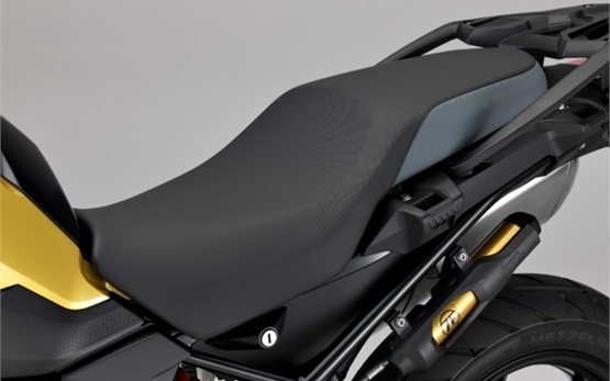 BMW F 750 GS - Motorrad mieten Moskau