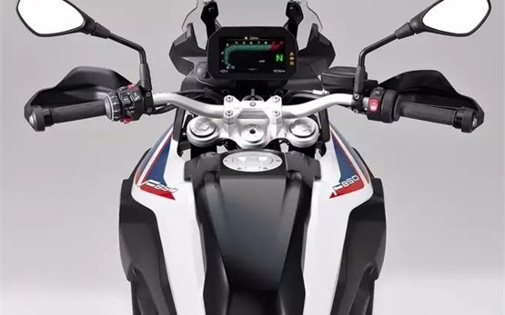 BMW F850 GS - Motorrad mieten Spanien